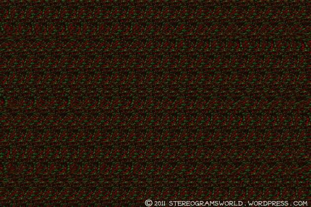 Stereogram 36
